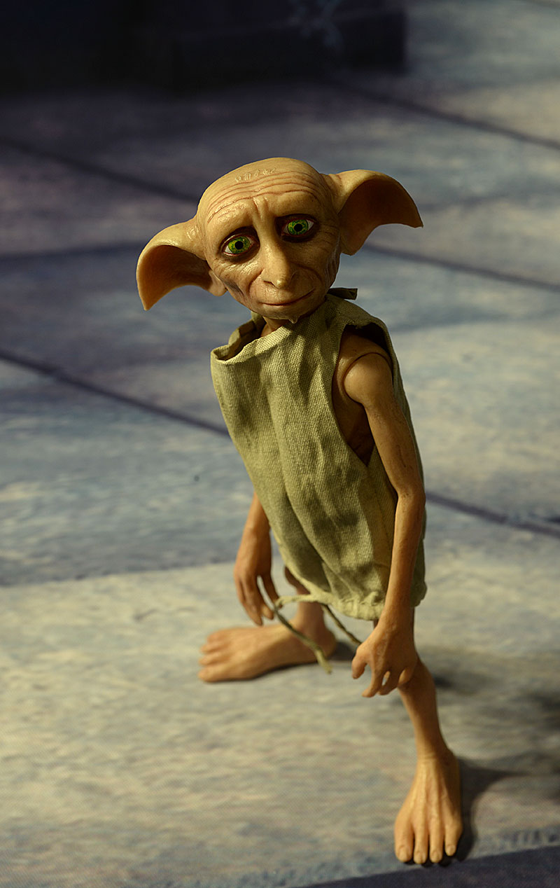 Dobby Harry Potter sixth scale action figure by Star Ace