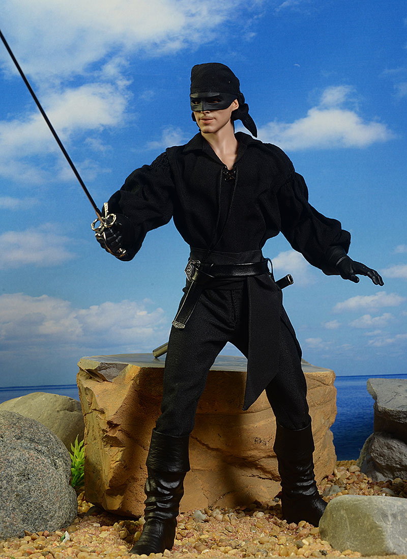 Princess Bride Westley Dread Pirate Roberts sixth scale action figure by Quantum Mechanix