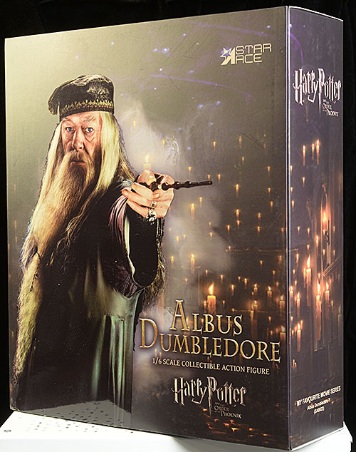 Dumbledore (Michael Gambon) Harry Potter 1/6th action figure by Star Ace
