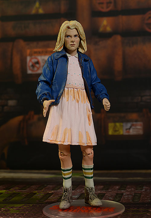 Stranger Things Eleven action figure by McFarlane