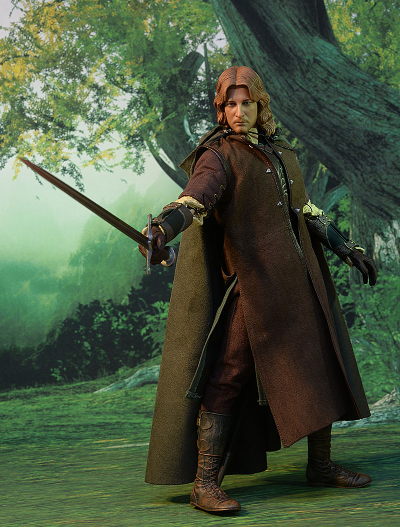 Faramir Lord of the Rings sixth scale action figure by Asmus