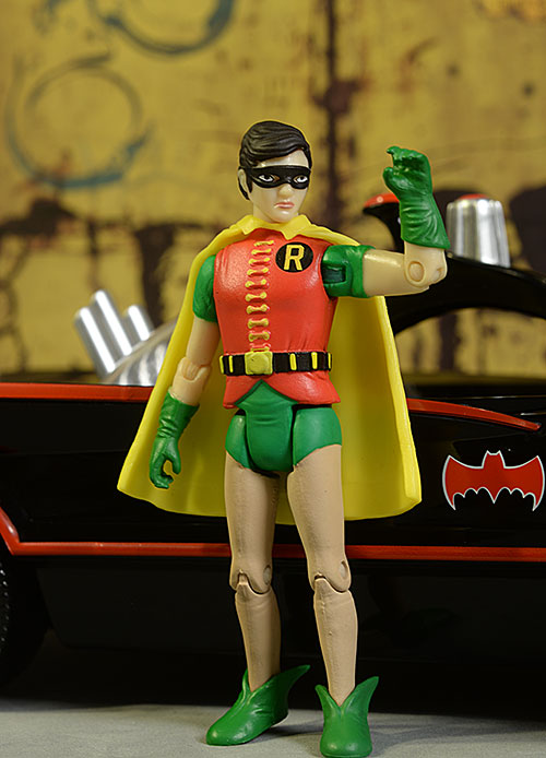 1966 TV Robin action figure by Funko