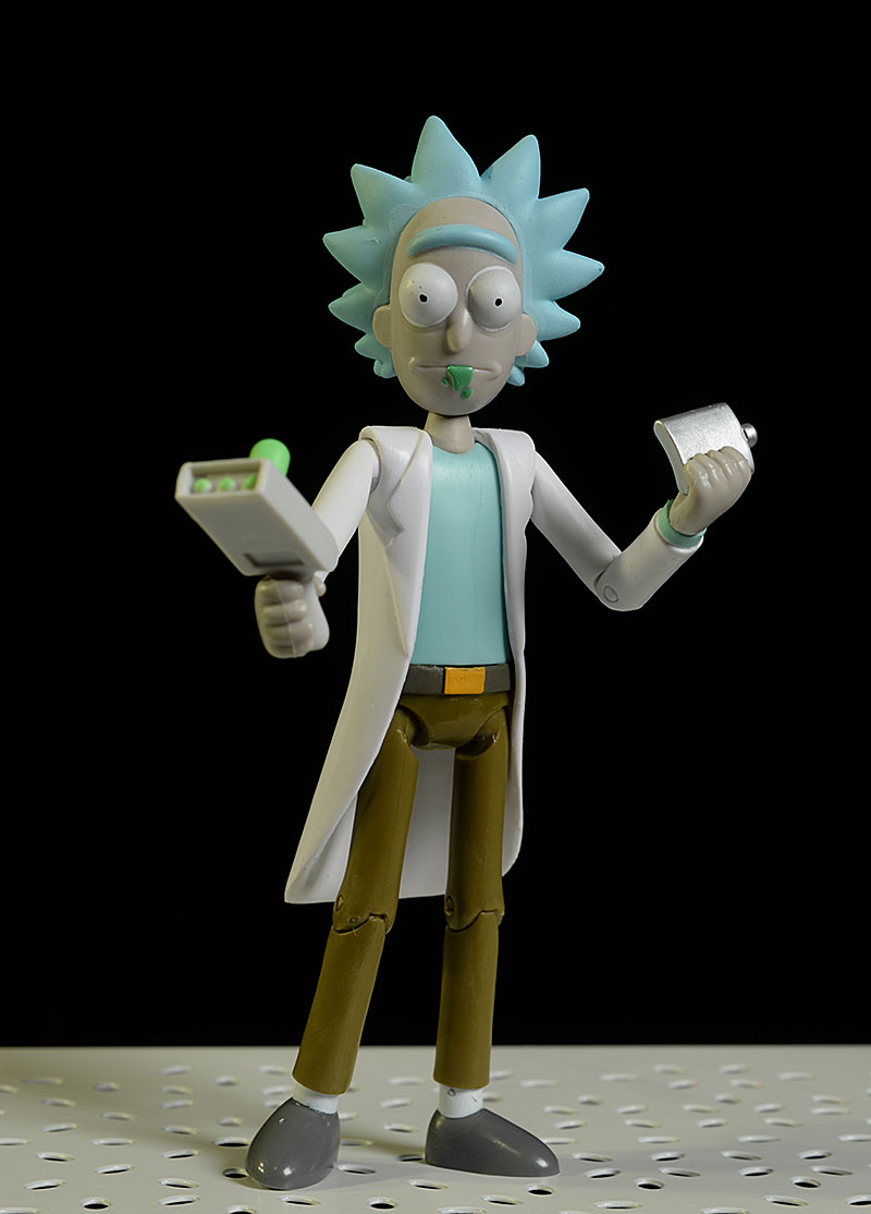 Rick and Morty Rick action figure by Funko