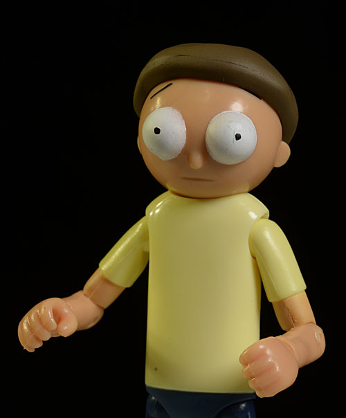 Rick and Morty Morty action figure by Funko