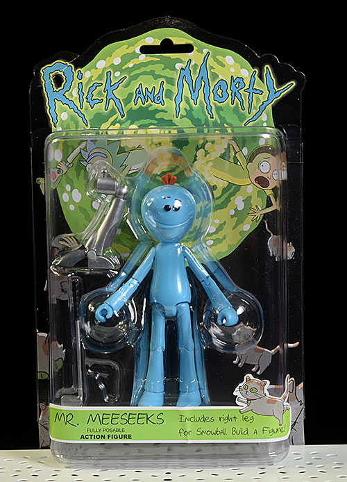 Rick and Morty Meeseeks action figure by Funko