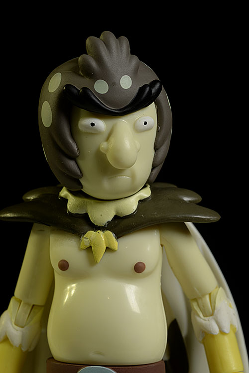 Rick and Morty Birdperson action figure by Funko