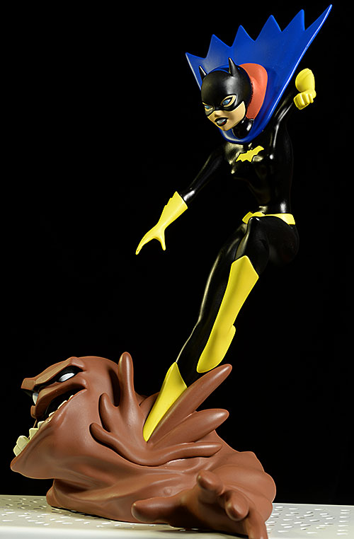 Batgirl TNBA Gallery statue from Diamond Select toys