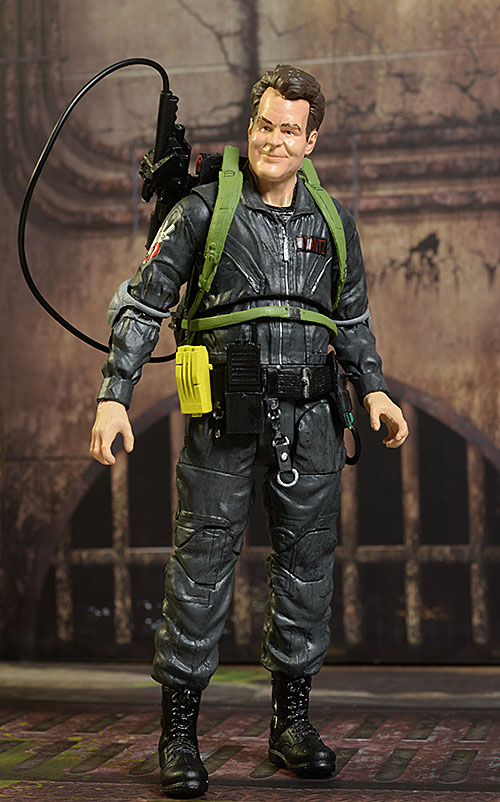 Ghostbusters II Ray Stantz action figure by Diamond Select Toys
