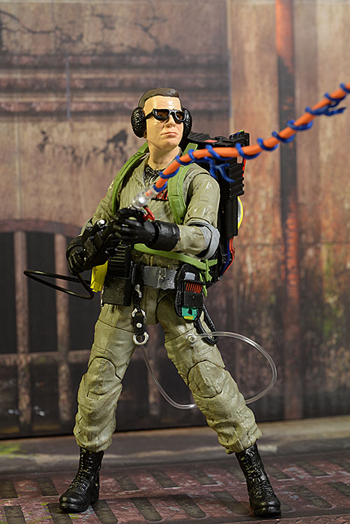 Ghostbusters II Louis Tully action figure by Diamond Select Toys