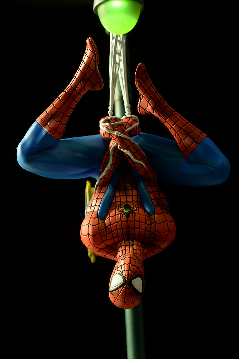 Spider-man Collector's Gallery Statue by Gentle Giant