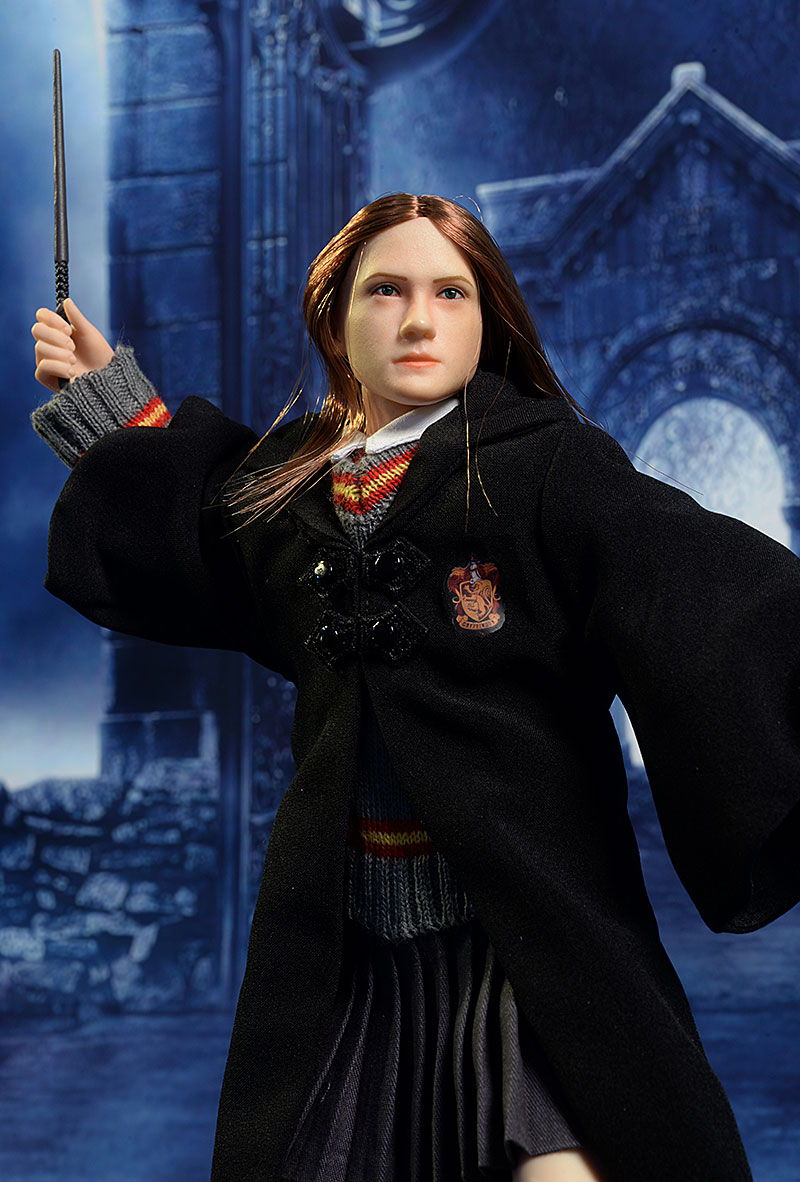 Ginny Weasley Harry Potter sixth scale action figure by Star Ace
