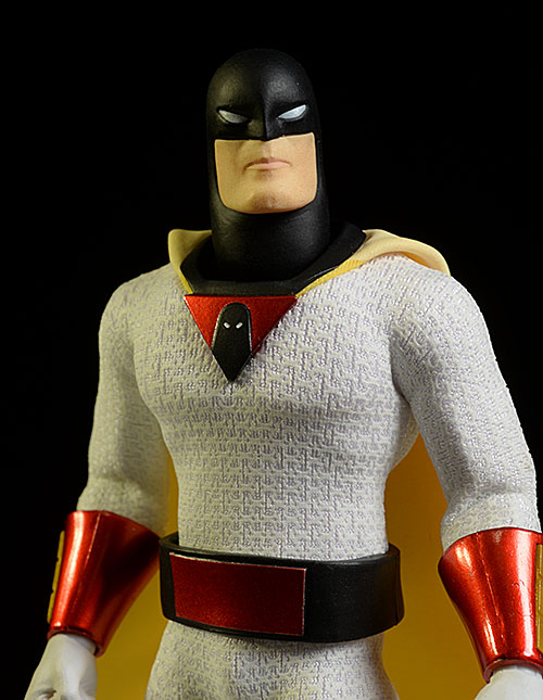 Space Ghost One:12 Collective GITD variant action figure by Mezco Toyz