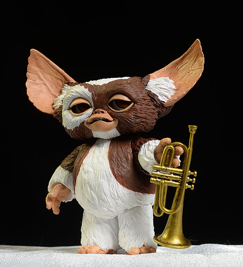 Ultimate Gizmo Gremlins action figure by NECA