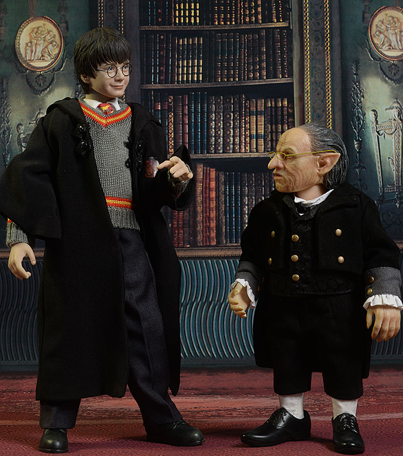 Griphook Harry Potter V2 sixth scale action figure by Star Ace