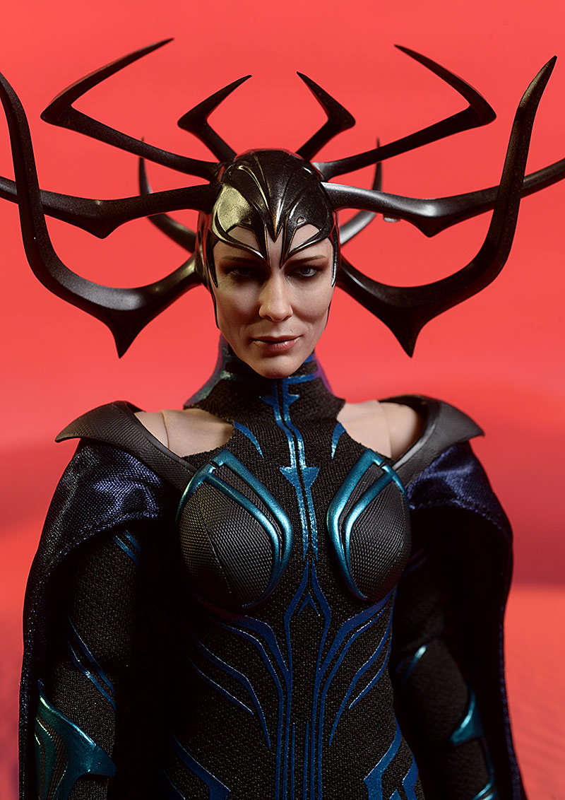 Hot Toys Hela action figure