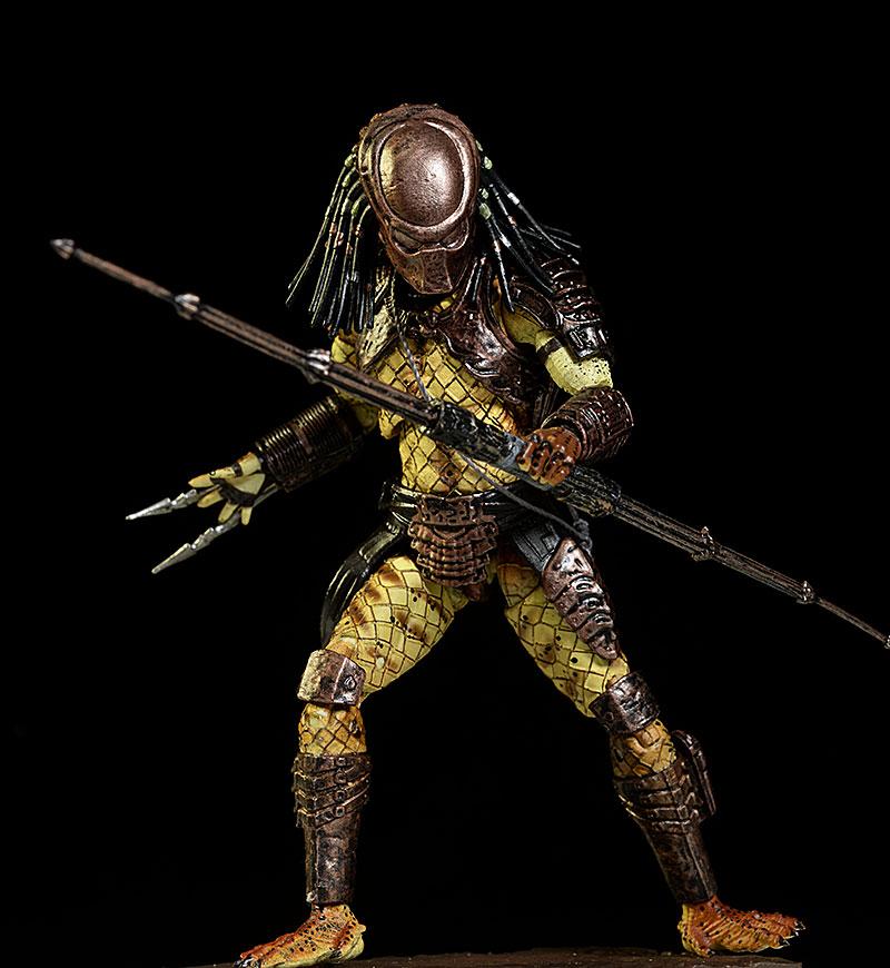 Review Of City Hunter Guardian Predator Predator 2 Action Figures
