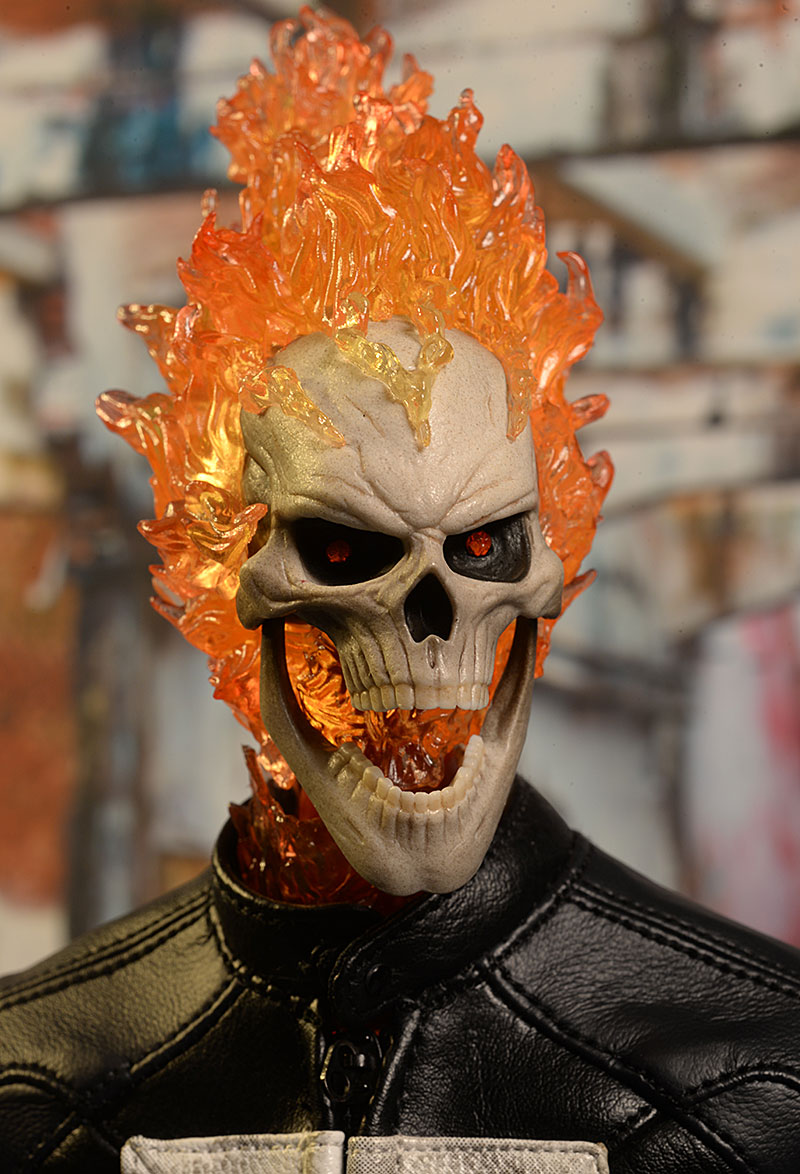 Agents of S.H.I.E.L.D. Ghost Rider sixth scale action figure by Hot Toys