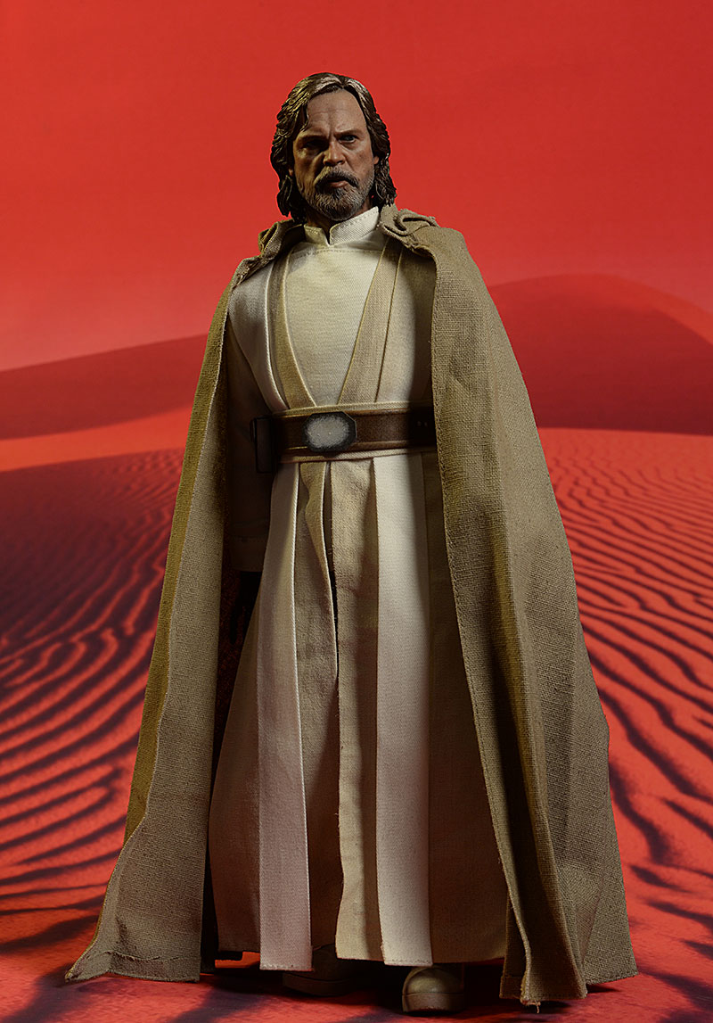 Luke Skywalker Force Awakens Star Wars 1/6th action figure by Hot Toys by Hot Toys