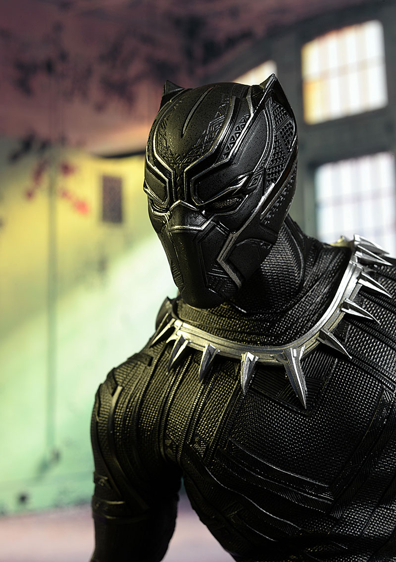 Black Panther Civil War sixth scale action figure by Hot Toys