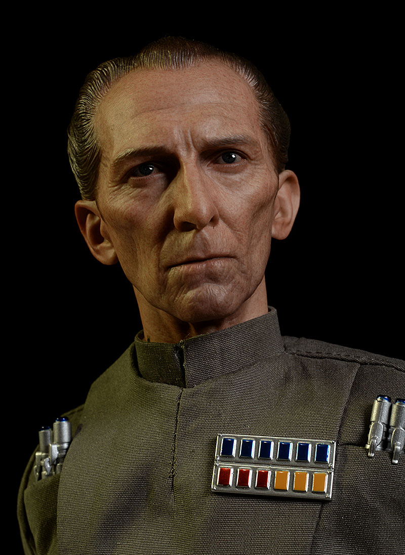 Hot Toys Grand Moff Tarkin action figure
