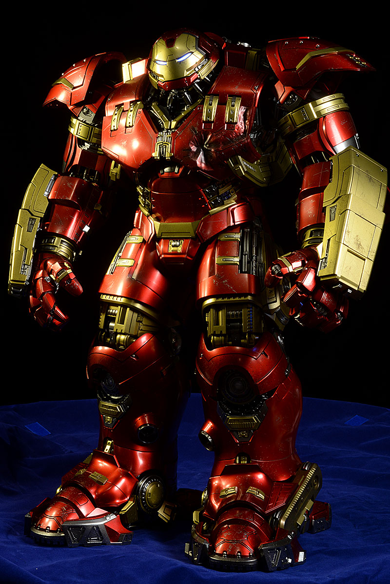 Hot Toys Hulkbuster sixth scale action figure