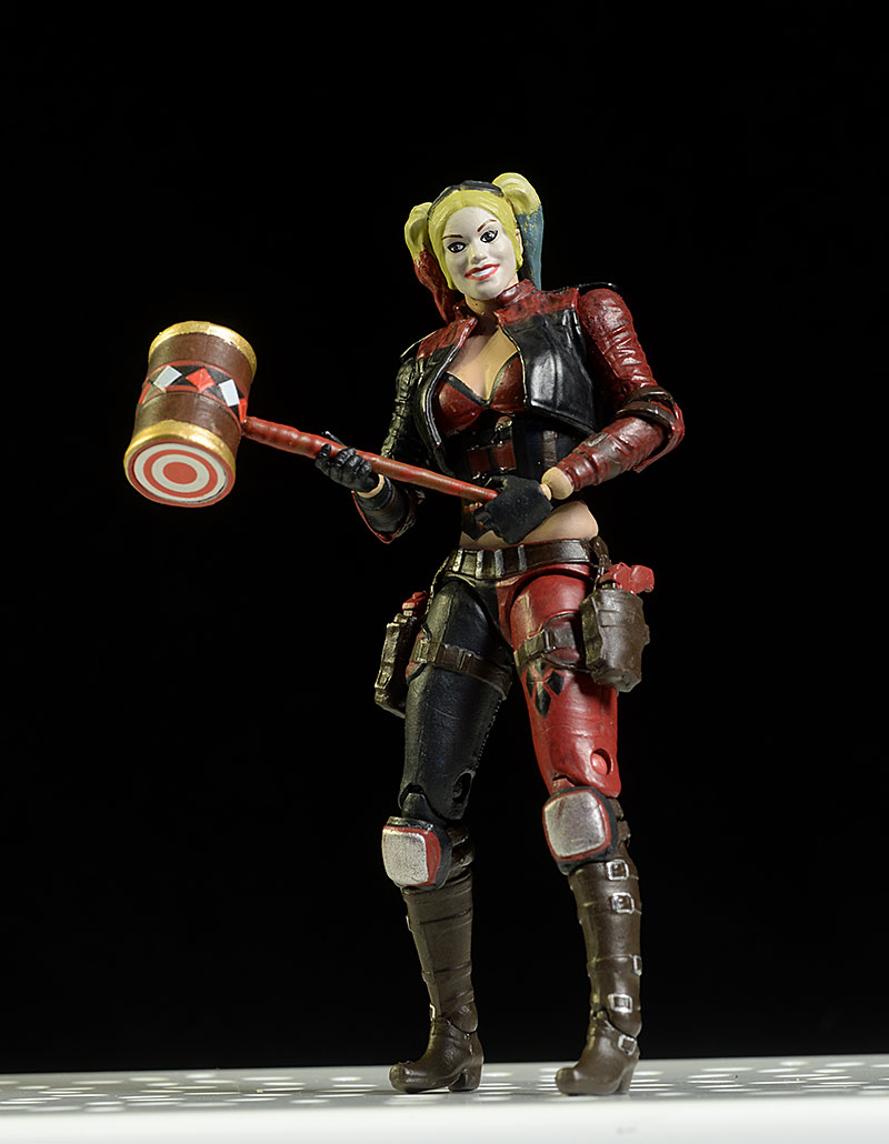 Injustice Harley action figure