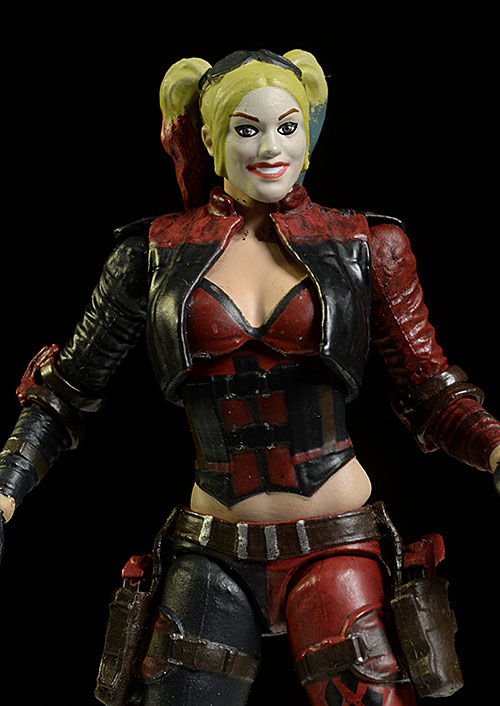 Harley Quinn Injustice 2 action figure by Hiya