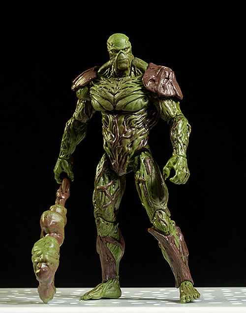 Swamp Thing Injustice 2 action figure by Hiya