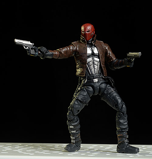 Red Hood Injustice 2 action figure by Hiya