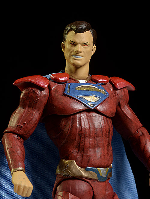 Injustice 2 Superman ThinkGeek exclusive action figure by Hiya