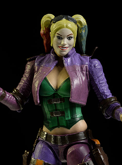 Injustice 2 Harley ThinkGeek exclusive action figure by Hiya