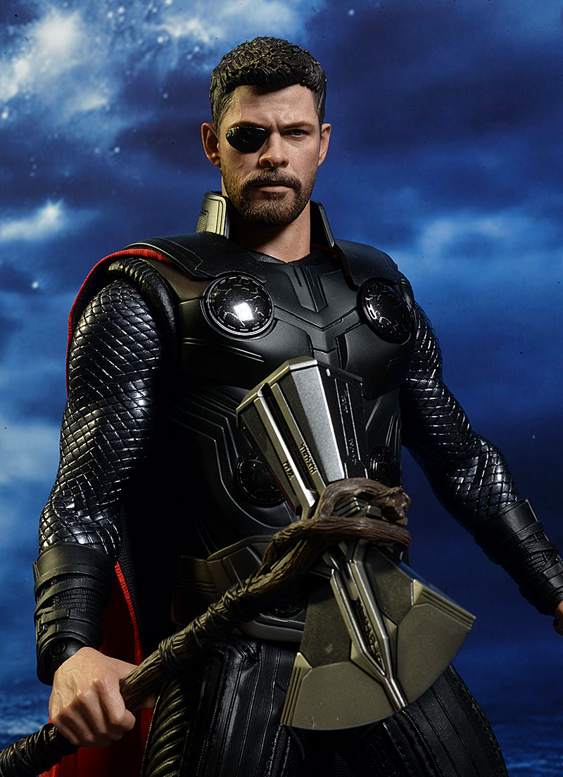 Thor Avengers: Infinity War sixth scale action figure by Hot Toys