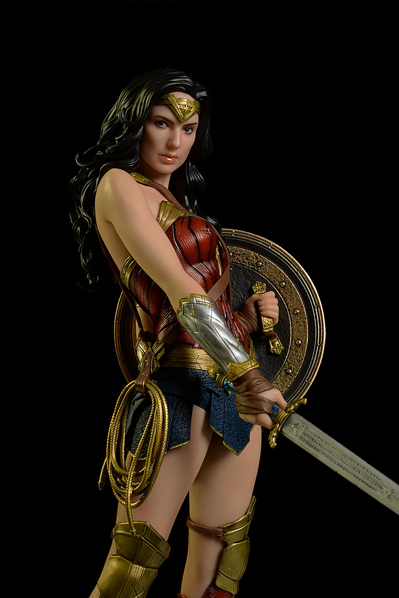 Wonder Woman movie ArtFX statue from Kotobukiya