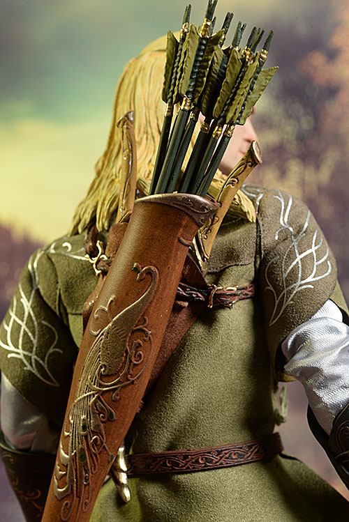Legolas Lord of the Rings sixth scale action figure by Asmus