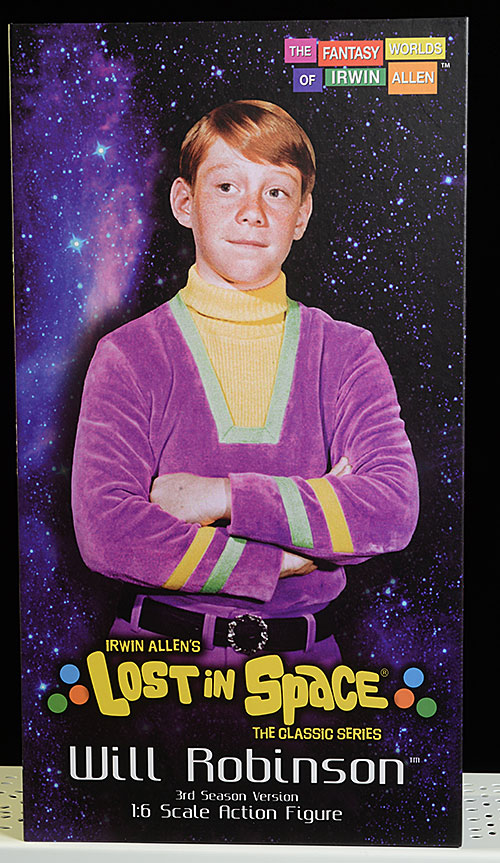 Lost in Space Will Robinson 1/6th action figure by Executive Replicas