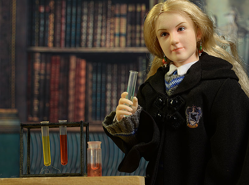 Luna Lovegood Harry Potter sixth scale action figure by Star Ace