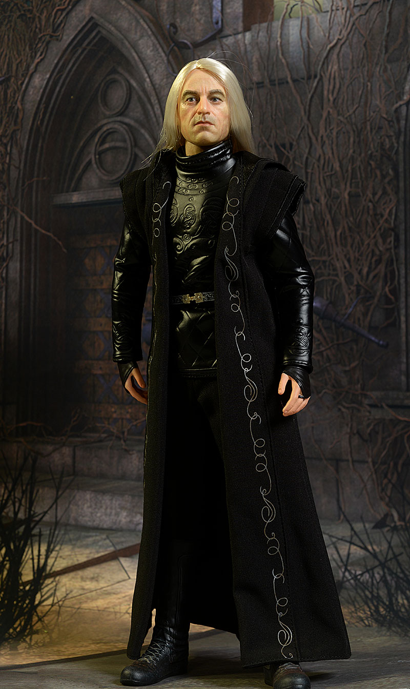 Lucius Malfoy Harry Potter sixth scale action figure by Star Ace
