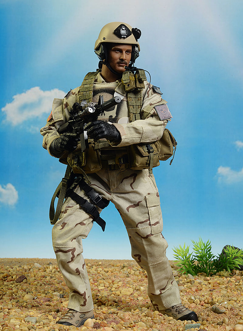 Marc Lee Seal Team 3 Sixth Scale Action Figure by MSE