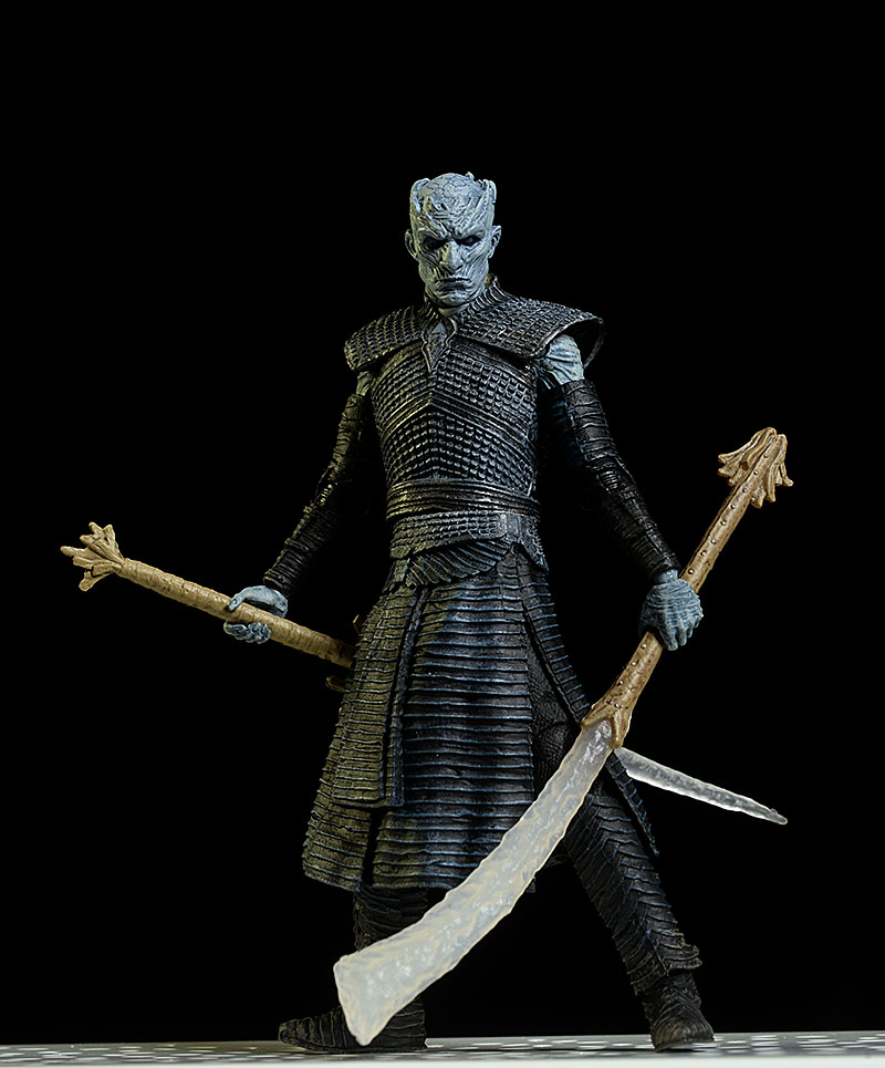 Review And Photos Of Jon Snow, Night King Game Of Thrones