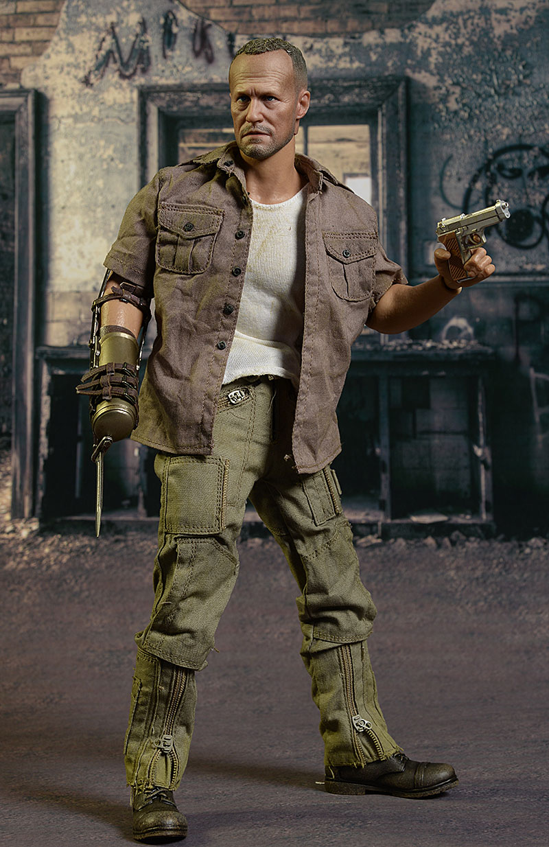 Merle Walking Dead sixth scale action figure by ThreeZero