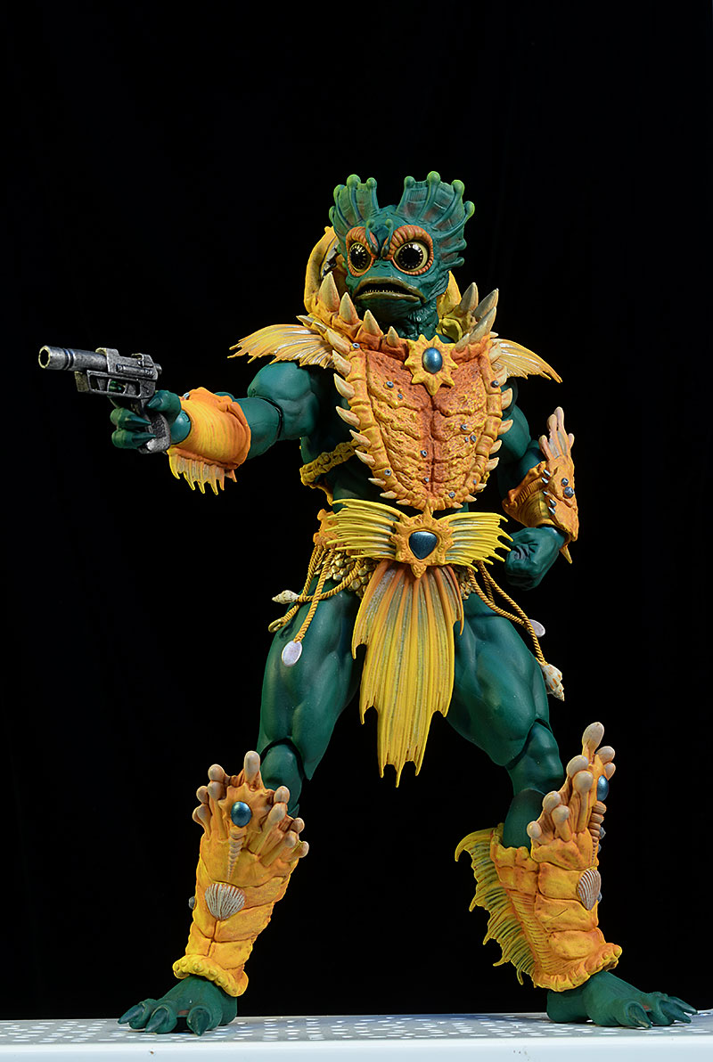 Mer-Man Masters of the Universe sixth scale action figure by Mondo