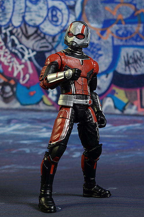 Ant-Man Marvel Legends action figure by Hasbro