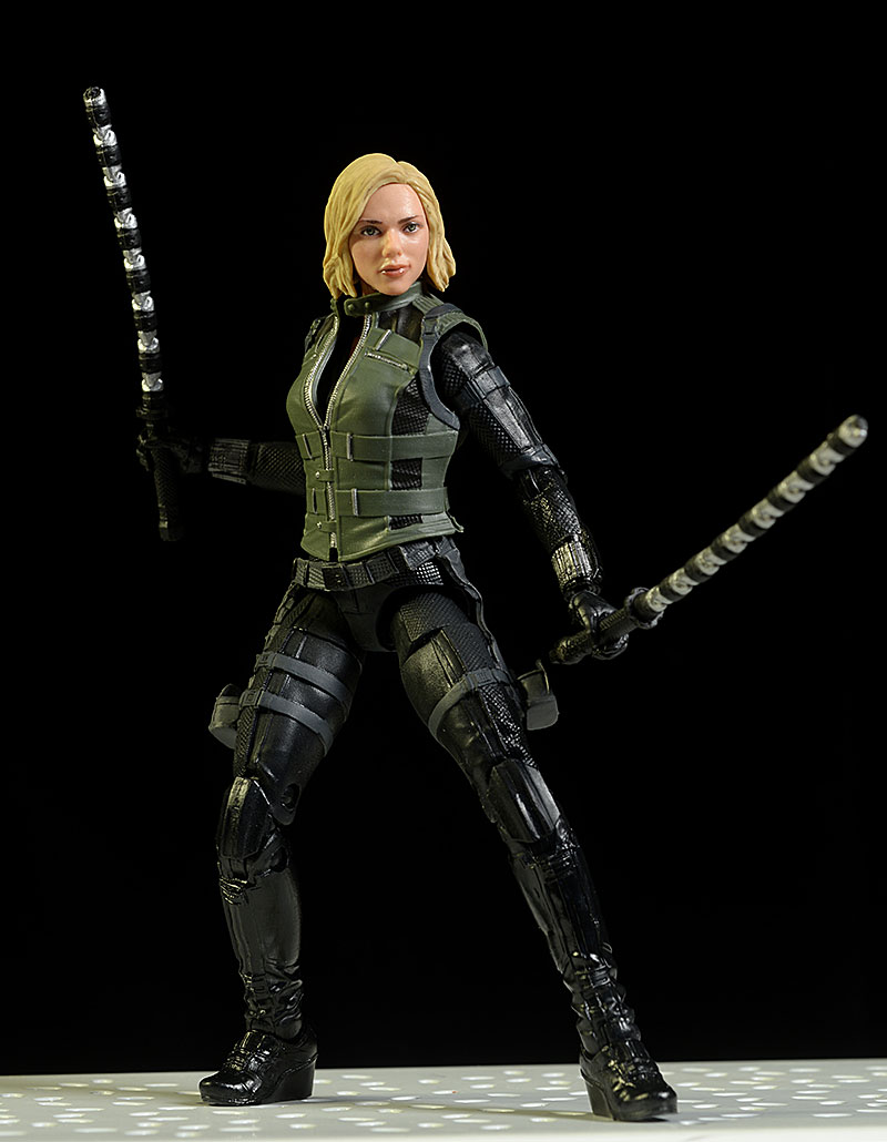 Marvel Legends Black Widow action figure