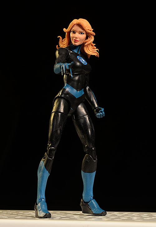Marvel Legends Fantastic Four INVISIBLE WOMAN Action Figure