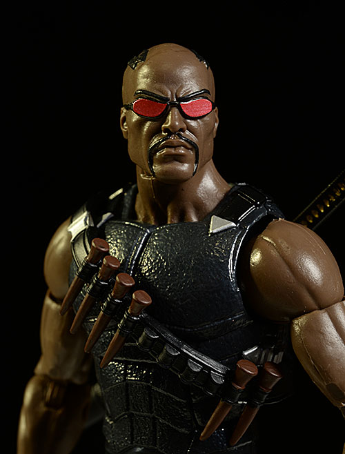 Blade Marvel Legends action figure by Hasbro