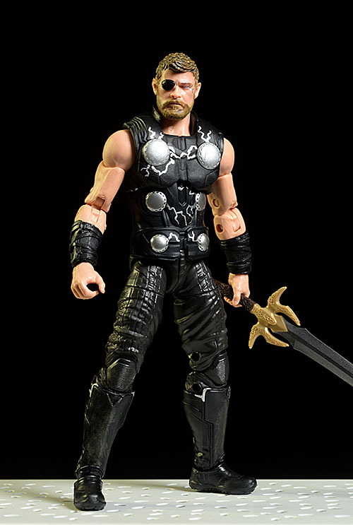 Thor Avengers Infinity War Marvel Legends action figure by Hasbro