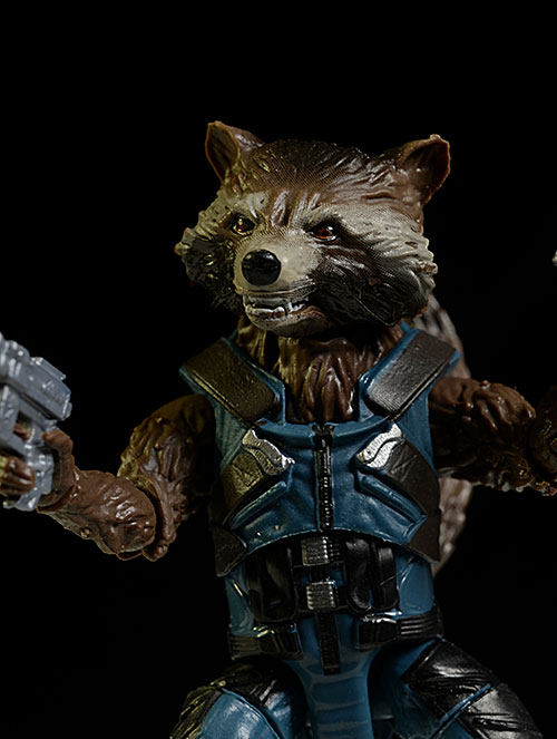 Rocket Avengers Infinity War Marvel Legends action figure by Hasbro