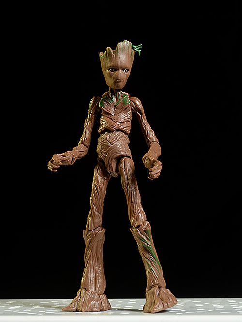Groot Avengers Infinity War Marvel Legends action figure by Hasbro