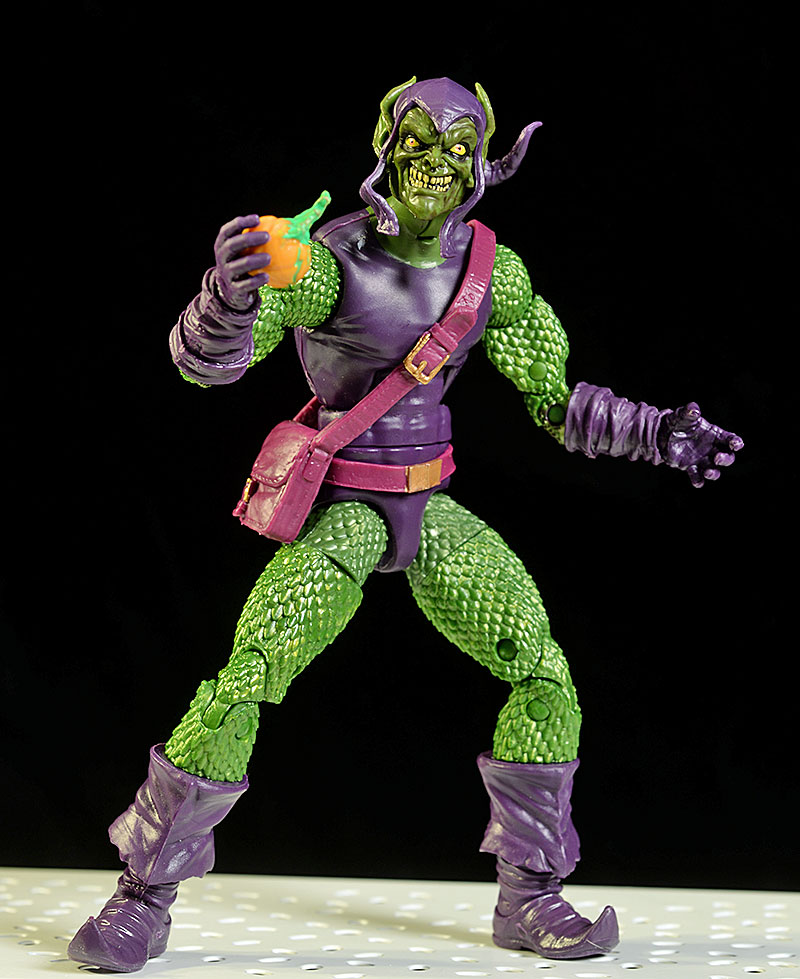 Green Goblin Marvel Legends action figure by Hasbro