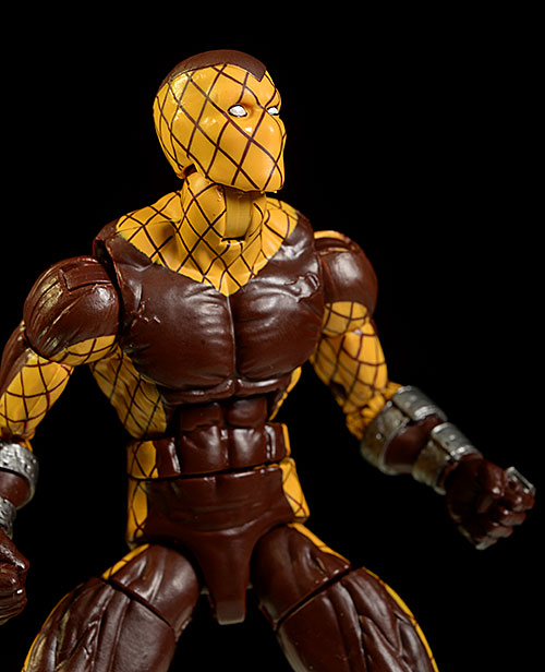 Shocker Marvel Legends action figure by Hasbro